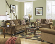 Ashley Montgomery Mocha Sofa Set