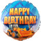 "18"" Happy Birthday Construction"