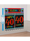 Celebrate 40th Birthday Scene Setter