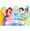 1st Birthday Disney Princess Thank You Notes 8ct