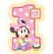 1st Birthday Minnie Mouse Invitations 8ct