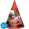 Cars Party Hats 8ct