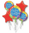 Birthday Blitz Balloon Bouquet P75 14845-01