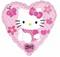 "18"" Hello Kitty Heart S50"