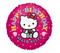 18 Happy Birthday Hello Kitty Foil Balloon S50