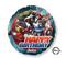 Avengers Animated Birthday Standard HX® S60