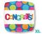Congrats Dots Standard XL® S40 24518-01