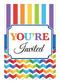 790009 Bright BirthdayValue Pack PostCard Invtitations 20pcs/pk 12.90