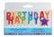 170305 Bright Birthday Happy Birthday Pick Candle