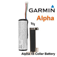 Garmin Lithium Battery Pack for T5 GPS Dog Tracking Collar [GAA108]