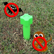 Battery Operated Snake N Bat Repeller extra Length & Strength