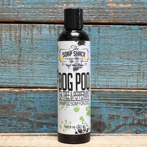 Tea Tree Peppermint Shampoo for Dogs