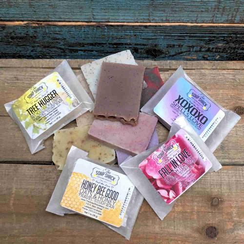 Handmade Soap Variety Packs