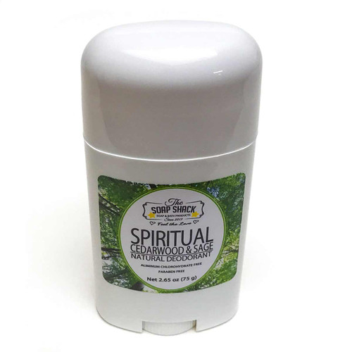 Cedar wood Sage Natural Deodorant
