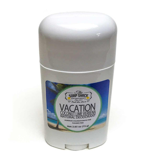 Coconut Lime Verbena Natural Deodorant