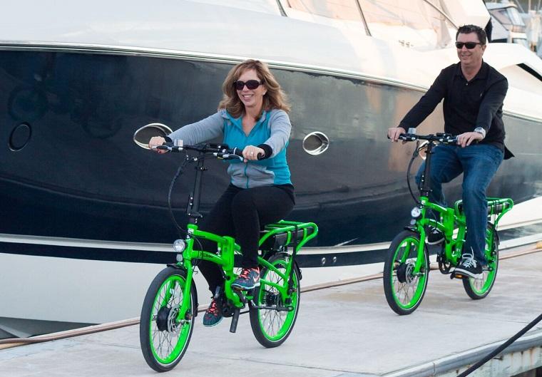 Pedego Latch Electric Bike