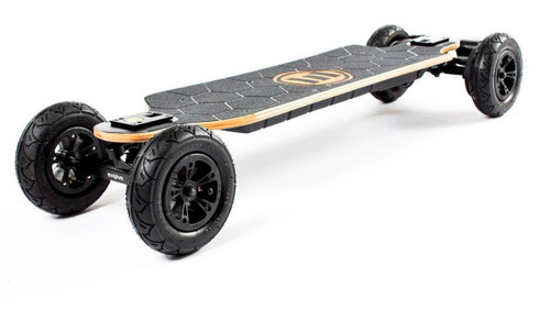 Evolve GTX Bamboo All-Terrain Series Electric Skateboard