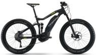 2018 Haibike Sduro Full FatSix 7.0 Electric Mountain Bike