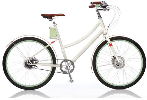 2018 Faraday Cortland Electric Bike