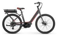 2018 iZip E3 Vibe Plus Step Thru Electric Bike - Grey