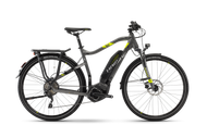 2018 Haibike Sduro Trekking 4.0 High-Step Electric Mountain Bike