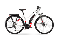 2018 Haibike Sduro Trekking 6.0 Low-Step Electric Mountain Bike