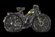 2018 Haibike Sduro Trekking 4.0 Low-Step Electric Mountain Bike