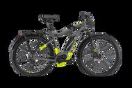 2018 Haibike Sduro Trekking 9.5 High-Step Electric Mountain Bike