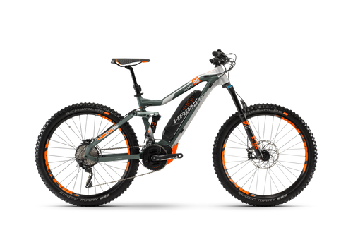 2018 Haibike Xduro AllMtn 8.0 Electric Mountain Bike
