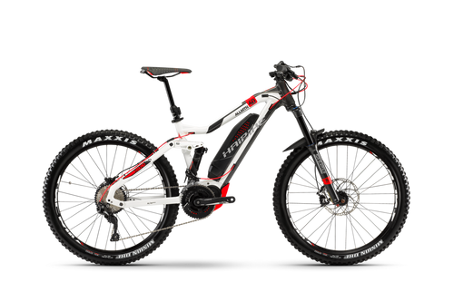 2018 Haibike Xduro AllMtn 6.0 Electric Mountain Bike
