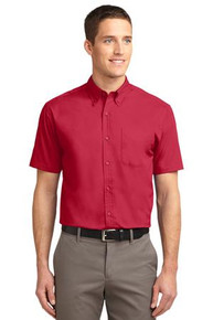 Port Authority Men's Short Sleeve
