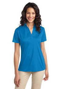 PA Ladies Silk Touch Performance Polo