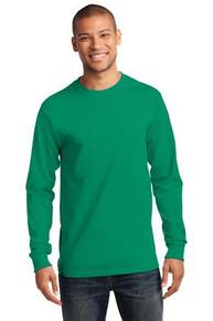 TR Long Sleeve T-Shirt w/TR Full front basketball logo