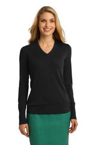 PA Ladies V-Neck Sweater