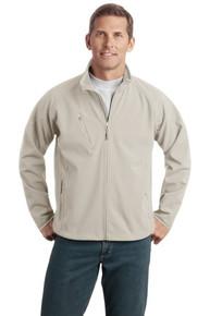 Port Authority Textured Soft Shell Jacket