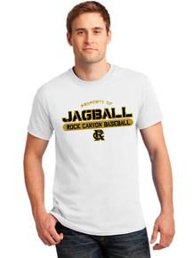 Gildan - Ultra Cotton T-Shirt w/RC Baseball Heat Press