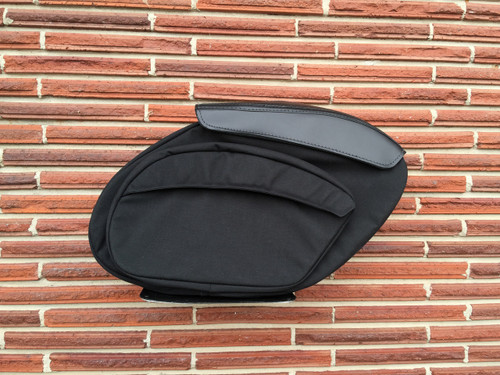Retro Series Sportster Saddlebags