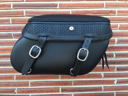 LP3280 Softail Saddlebags - Deluxe Edition
