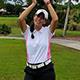 Arianna Presilla, NAIA Golfer