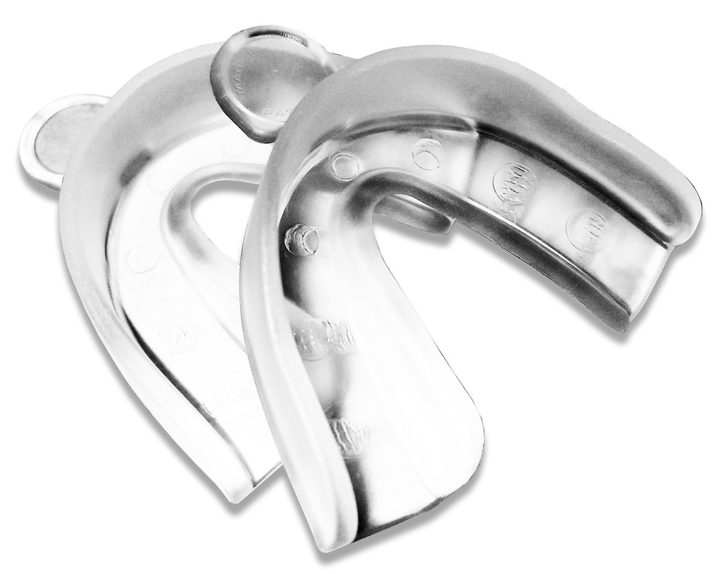 Set of 2 Thermoform Dental Trays