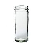 16 oz. Clear Glass Paragon Jar