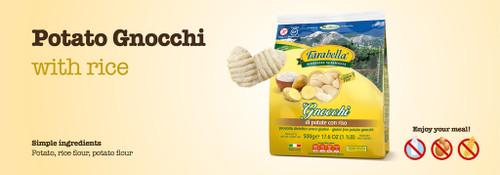 Gluten Free Imported Potato Gnocchi, 340g