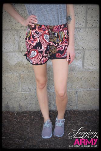 Shorts- Carnival