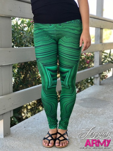 Sublimation- Emerald Haze
