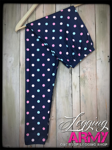 + Sublimation- Pretty in Polka Dots