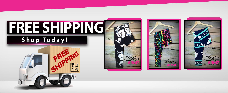 Legging Army Leggings | Free Shipping | Soft Leggings