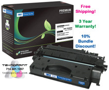 HP LaserJet P2055, 05X Series Extended Yield Toner (Yield: 9,750)