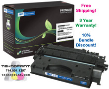 HP LaserJet P2035, P2055, 05A Series Extended Yield Toner (Yield: 4,000)