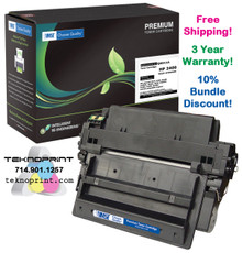 HP LaserJet 2400, 2420, 2430 11A Series Toner (Yield: 6,000)