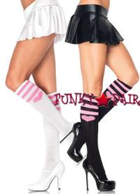 5598, Sweetheart Knee Socks